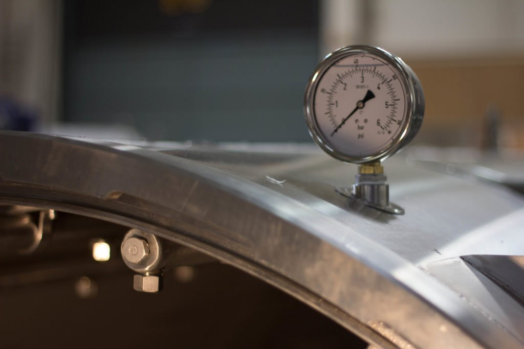 Best practices to maintain the correct temperature inside the retort